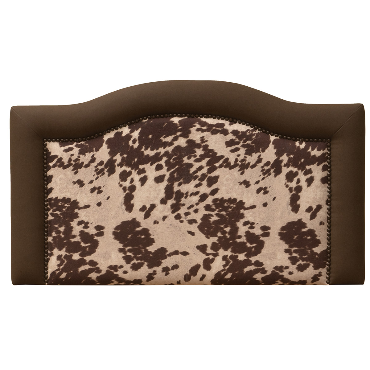 Ridge Udder Brown Headboard - Twin