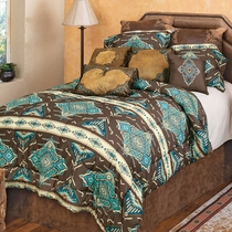 Rimrock Canyon Bed Set - King - CLEARANCE