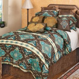 Rimrock Canyon Bed Set - Queen - CLEARANCE