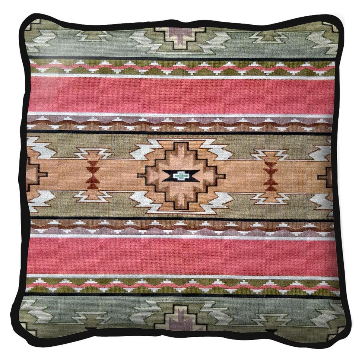 Rimrock Dusk Pillow