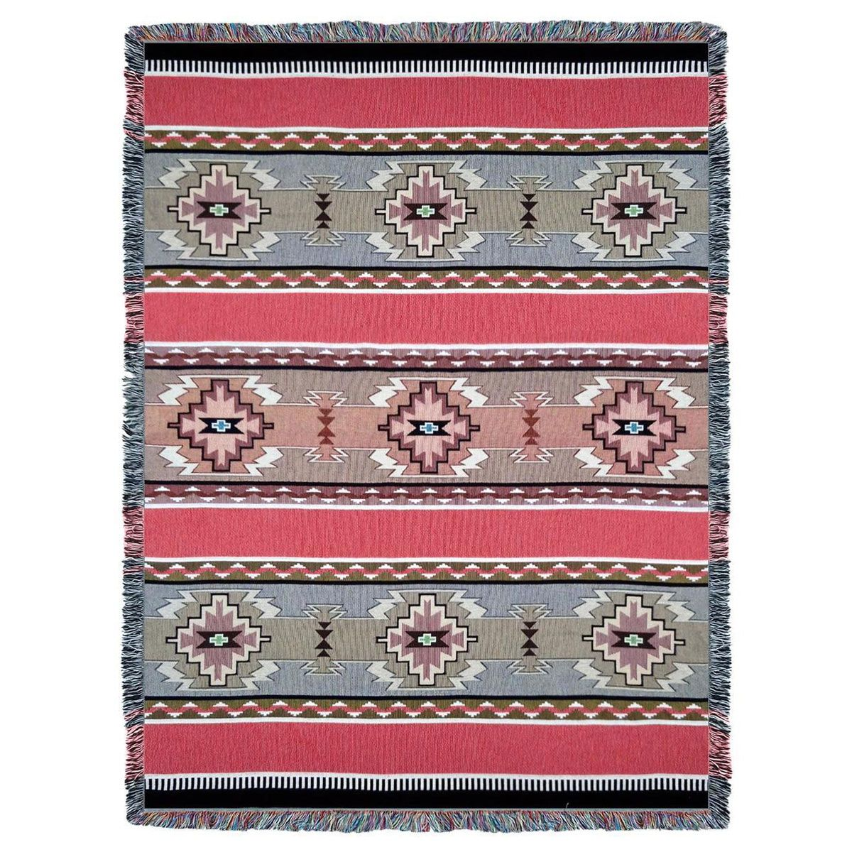 Rimrock Dusk Tapestry Throw