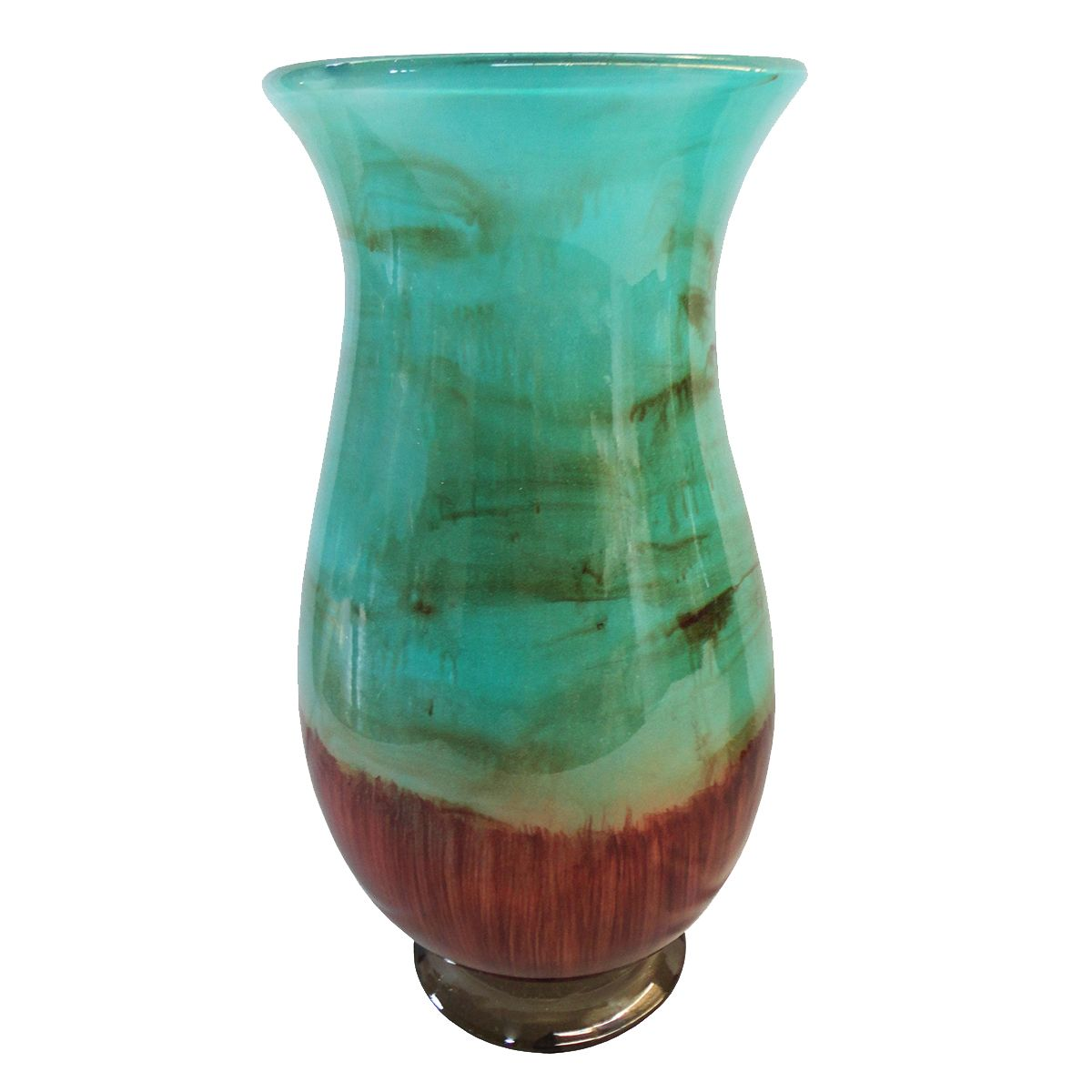 River Hurricane Vase