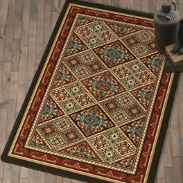 Rodeo Rhinestones Rug Collection