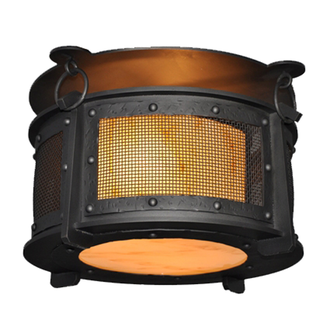Rogue River Harstene Mesh Ceiling Mount