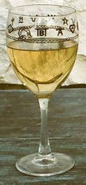 Rope & Brands Wine Goblets - Set of 4