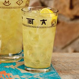 Rope & Brands Iced Tea Glasses - Set of 4