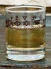 Rope & Brands Texas Shot Glasses - Set of 4