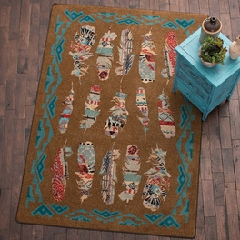 Ruiz Feather Rug Collection