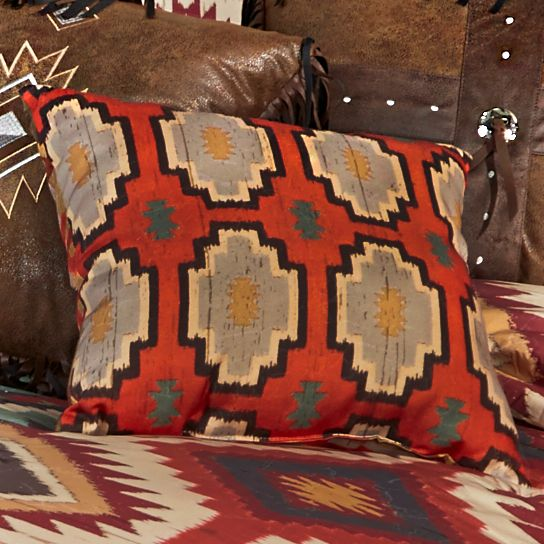 Rust Kilim Pillow - CLEARANCE