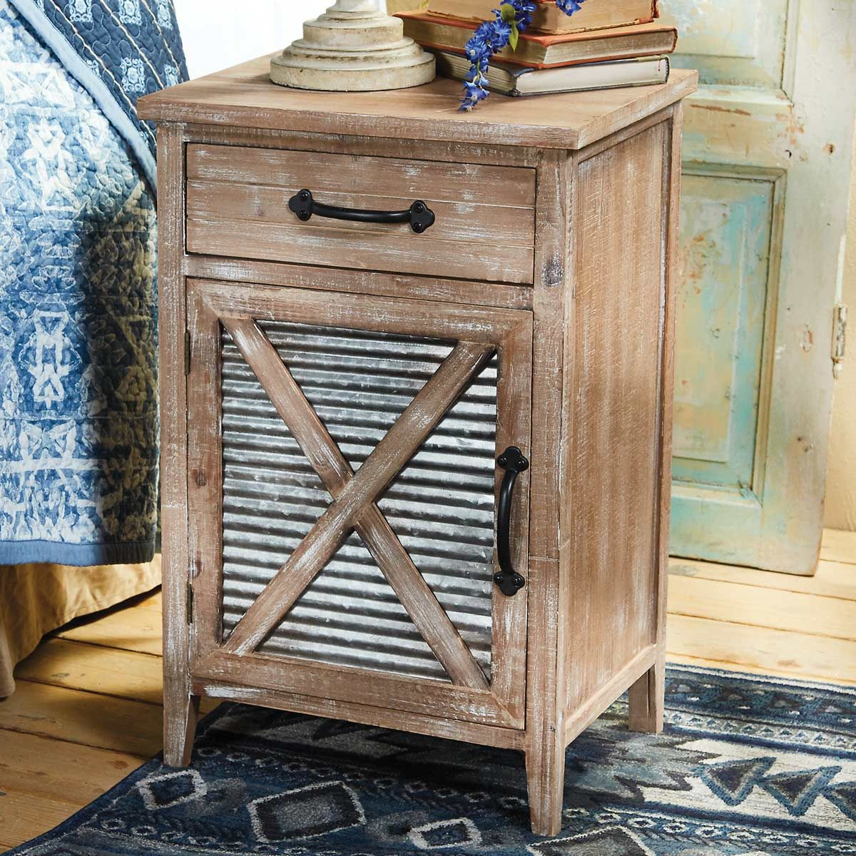 Rustic Barn Door Table - OUT OF STOCK