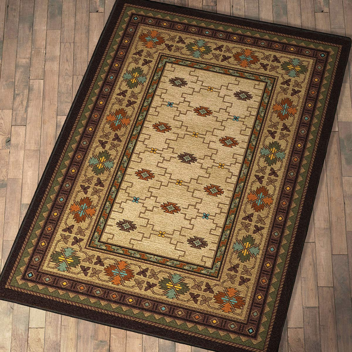 Rustic Traditions Rug - 3 x 4
