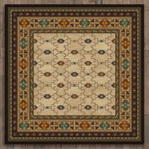 Rustic Traditions Rug - 8 Ft. Square