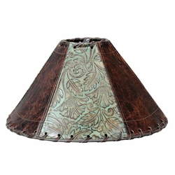 Saddle Collection Lamp Shades