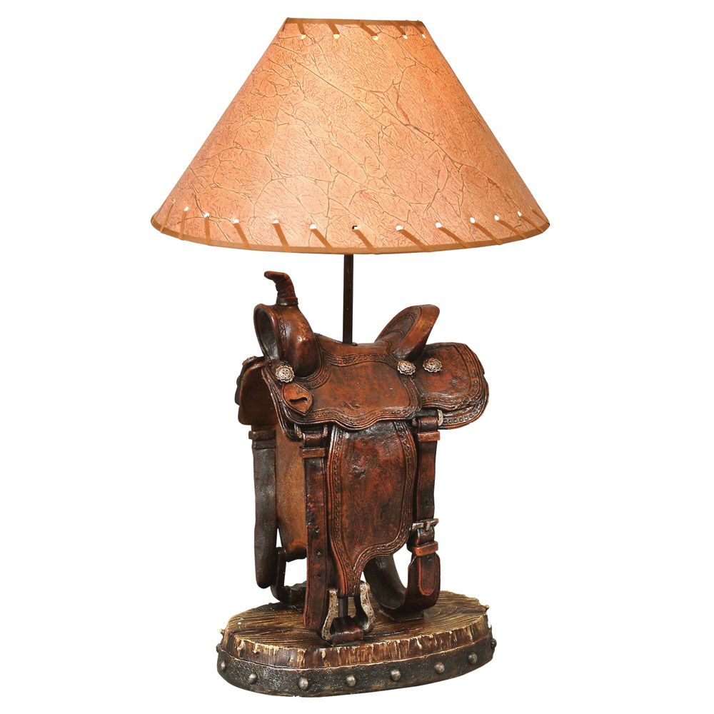 Saddle Table Lamp - OUT OF STOCK - ETA 12/10/2020