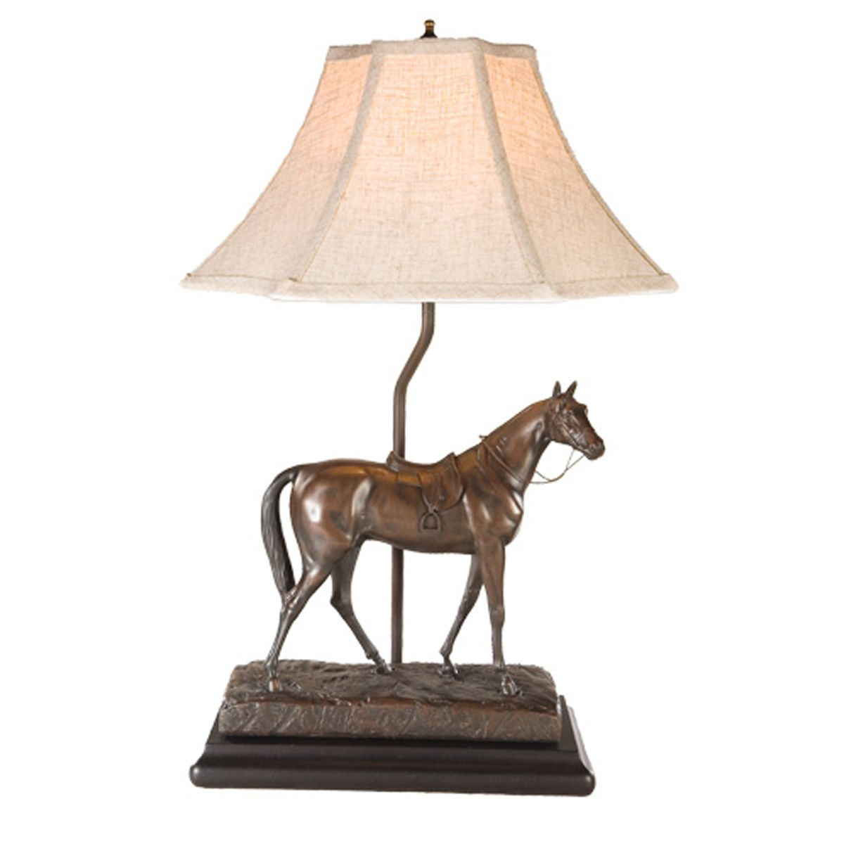 Saddle Up Table Lamp