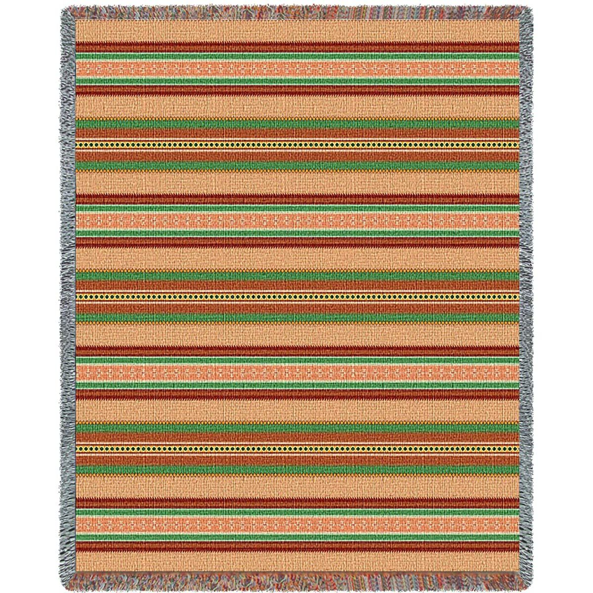 Saddleblanket Juniper Throw
