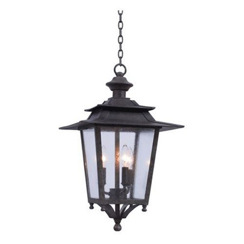 Saddlebrook Large Hanging Lantern