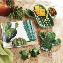 Saguaro Cactus Kitchen Accessories
