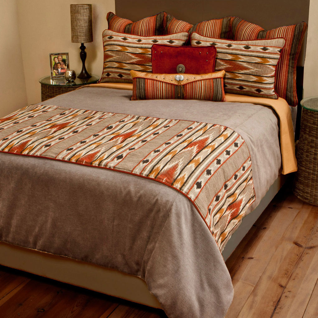 Sahara Basic Bed Set - Queen