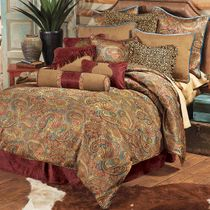 San Angelo Comforter Set - King