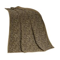 San Angelo Leopard Throw