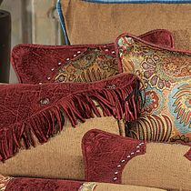 San Angelo Paisley Pillow