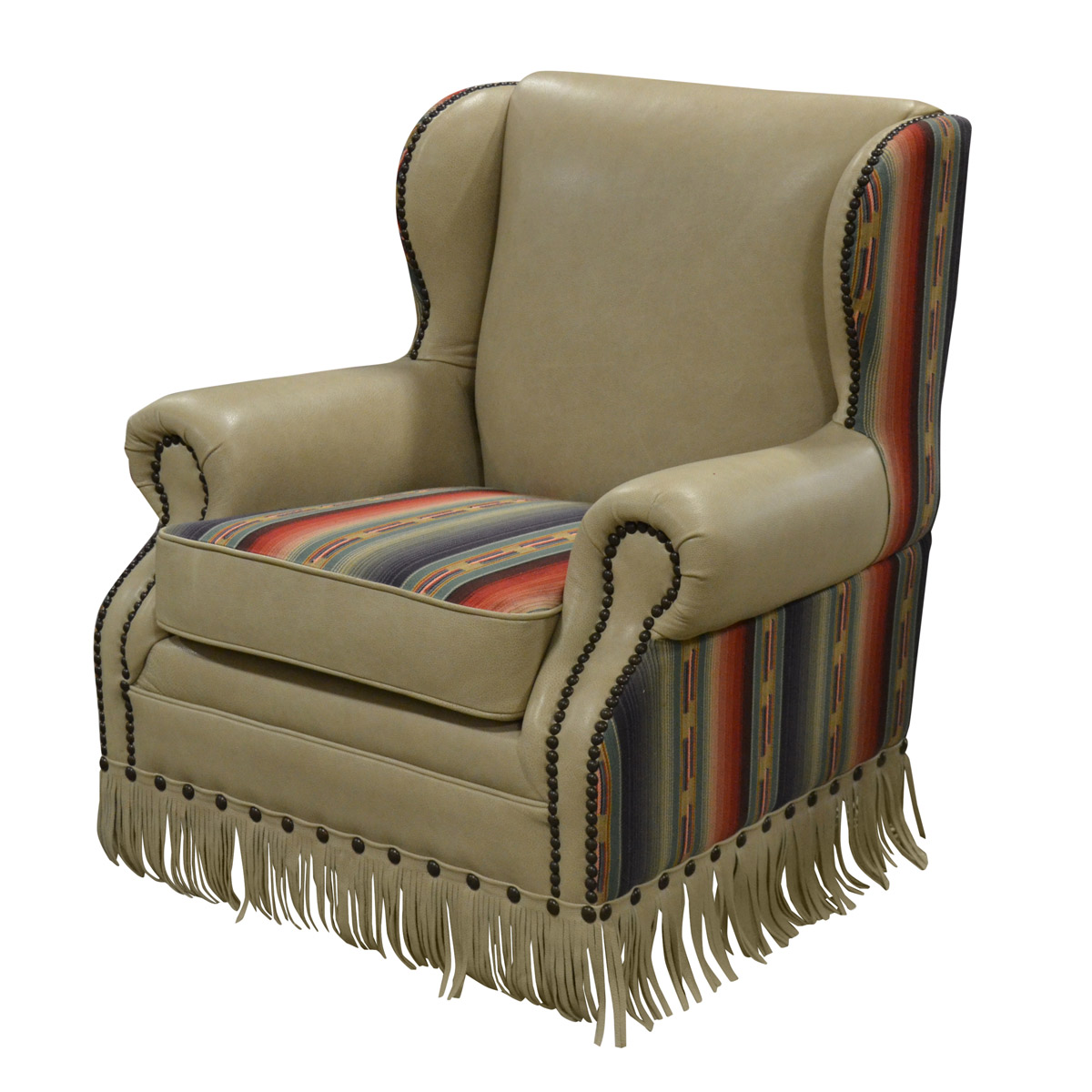San Jacinto Wing Club Chair