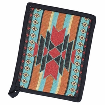San Juan Turquoise Pot Holder