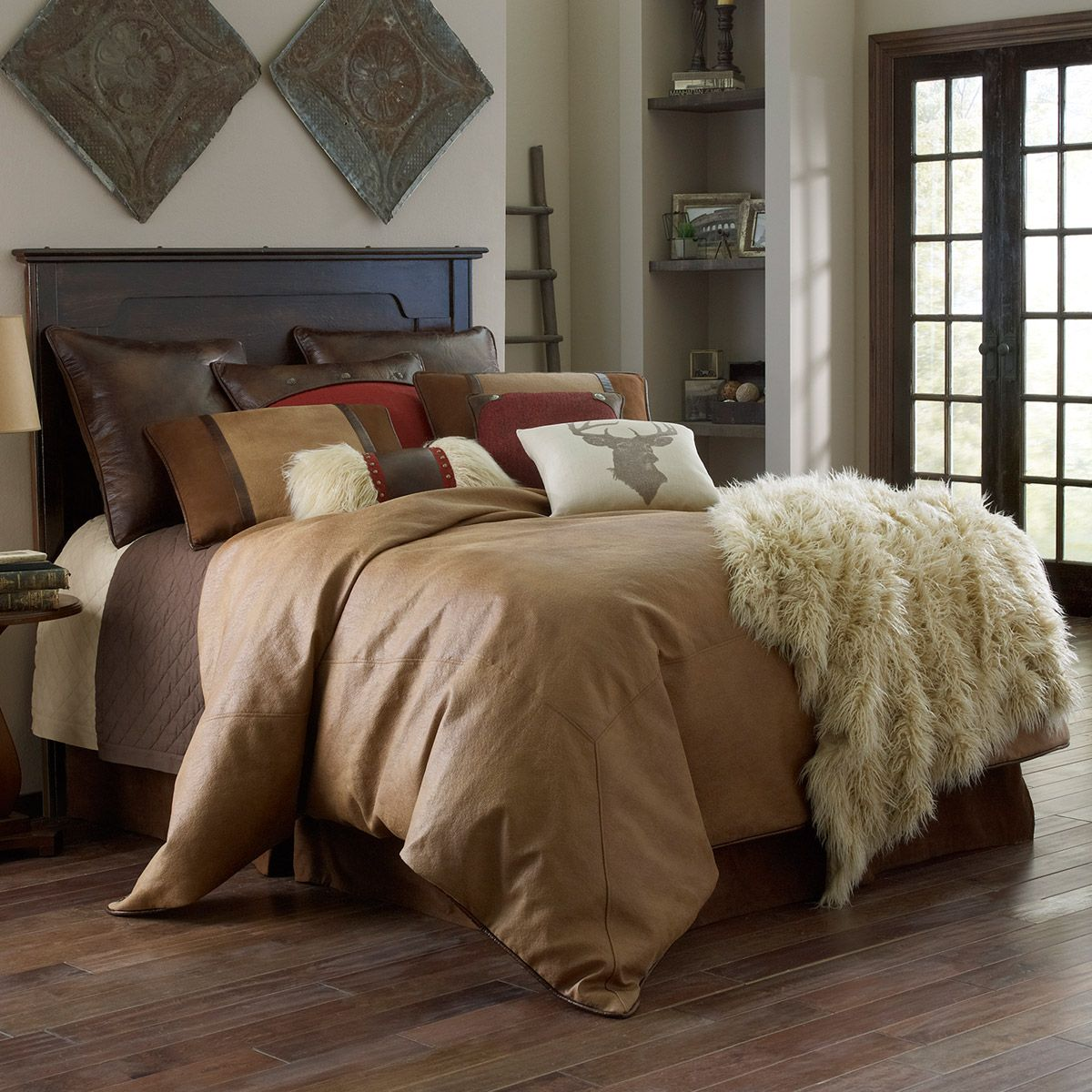 Sand Dune Comforter Set - Super King