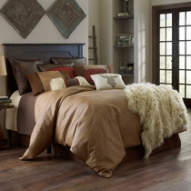 Sand Dune Comforter Set - Super Queen
