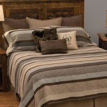 Sandstone Bedspread - Super King