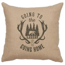 Sandstone Going Home Pillow