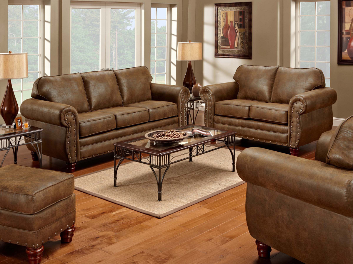 Arizona 4 Piece Living Room Set