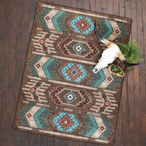 Sedona Canyon Rug - 8 Ft. Round