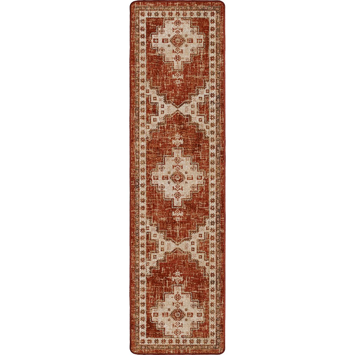 Sedona Nights Red Rock Rug - 2 x 8