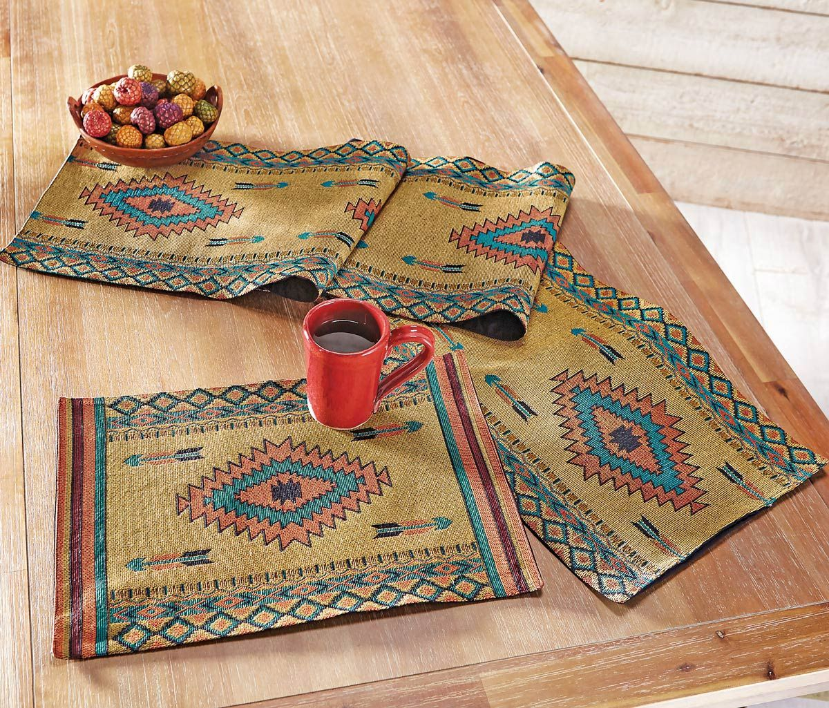 Sedona Table Runner - CLEARANCE