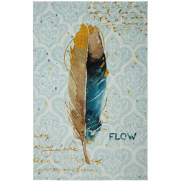 Sequoyah Feather Rug Collection