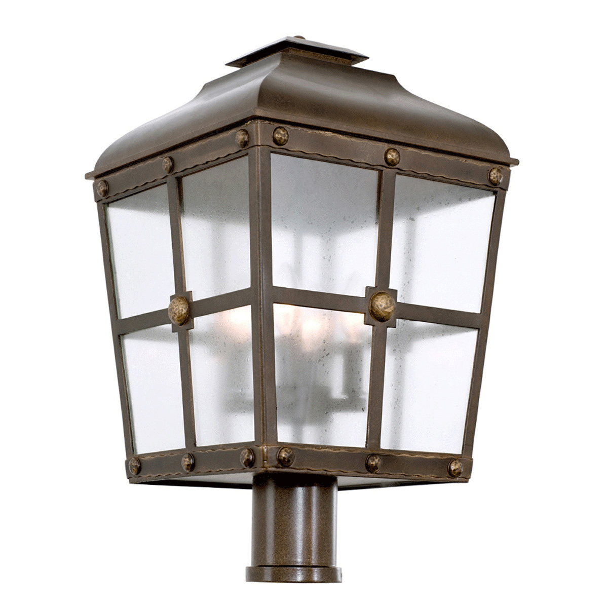 Sherwood Large Post/Pier Mount Lamp