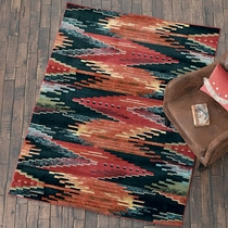 Sierra Canyon Arrow Rug - 8 x 10