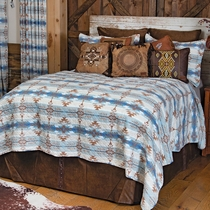 Sierra Vista Quilt Set - Queen