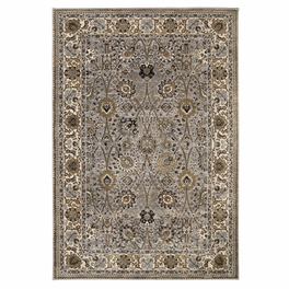 Silver Elegance Rug Collection