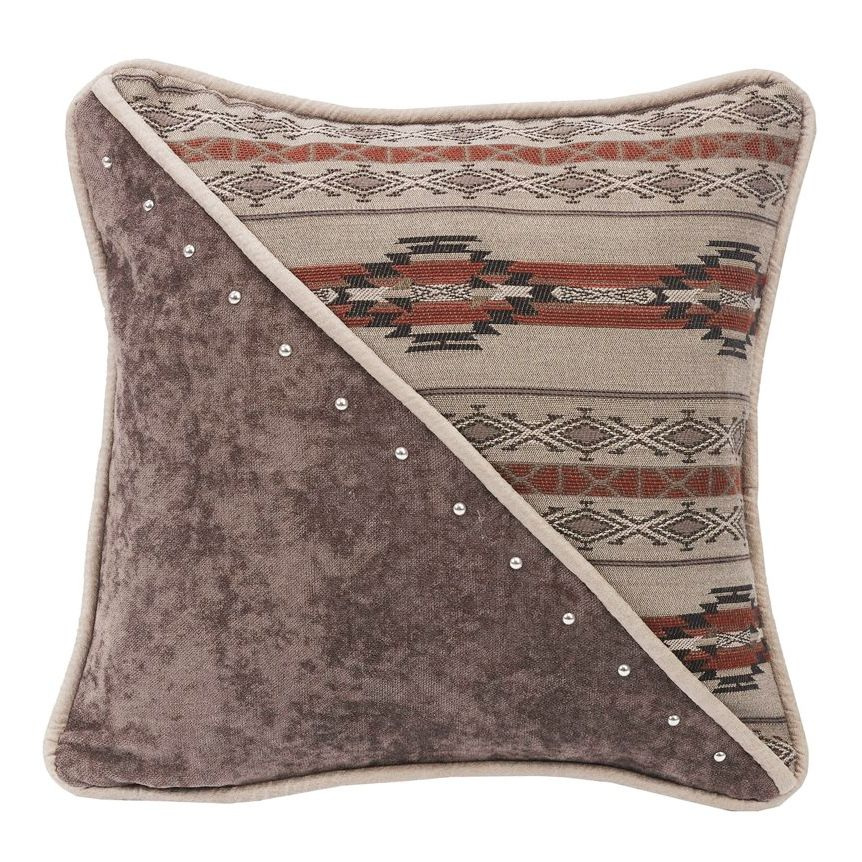 Silverado Half and Half Pillow