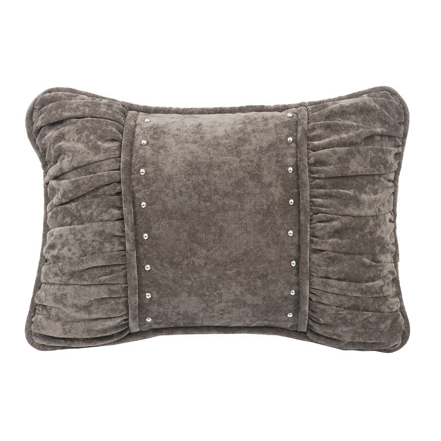Silverado Shirred Pillow