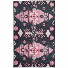 Sketch Pink Rug Collection