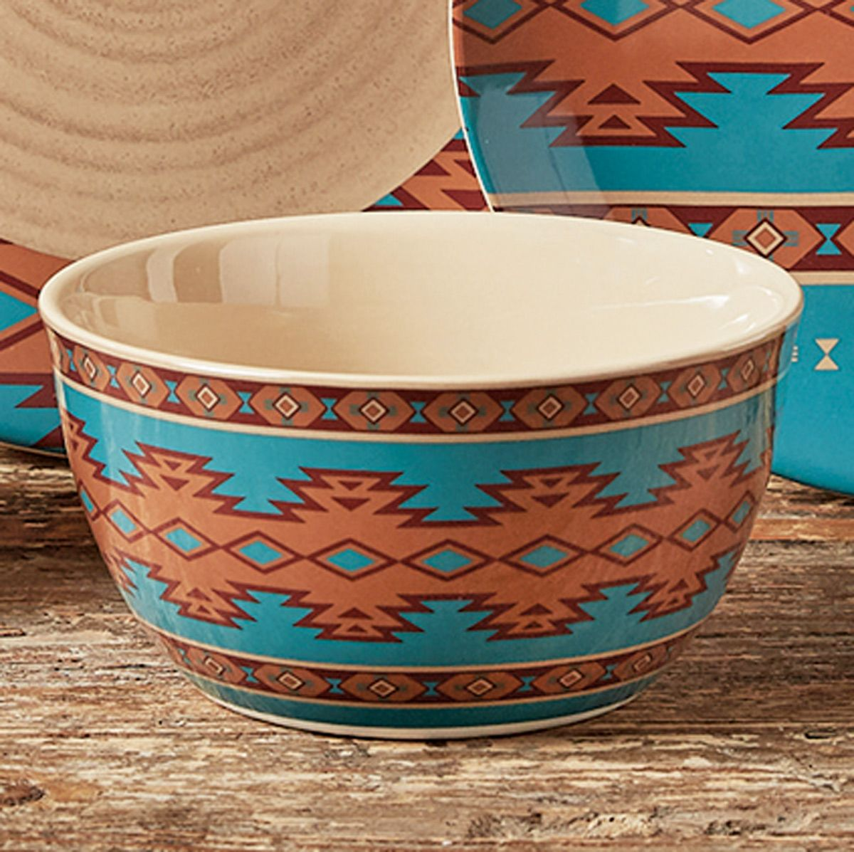 Sky Canyon Cereal Bowl