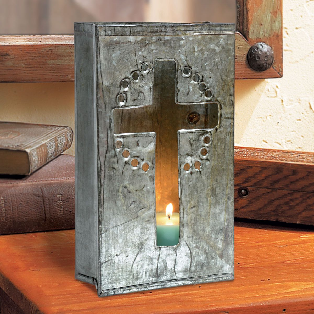 Sonora Mission Metal Luminary