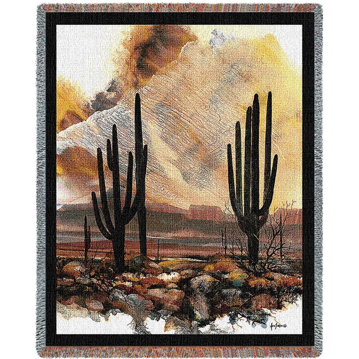 Sonoran Sentinels Blanket