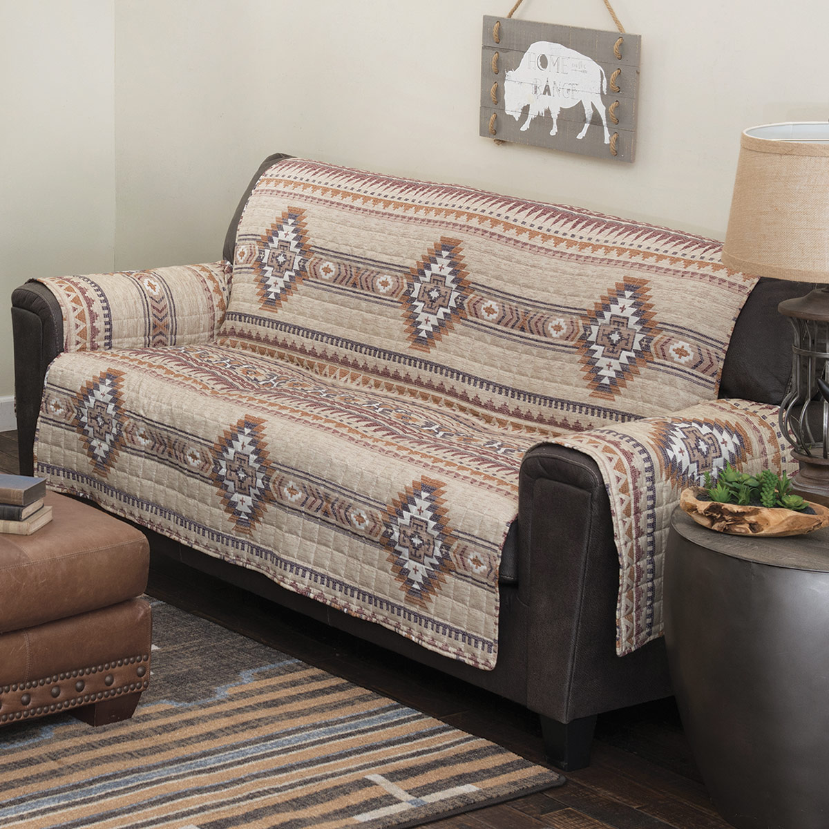 Southern Flare Sofa Cover - BACKORDERED UNTIL 7/16/2021