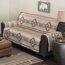 Southern Flare Sofa Cover - BACKORDERED Until 6/18/2021