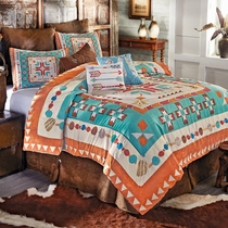 Southwest at Heart Comforter - Queen - CLEARANCE